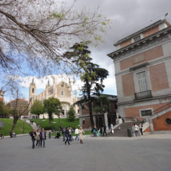 Prado Museum | Free Things to Do In Madrid | being30.com