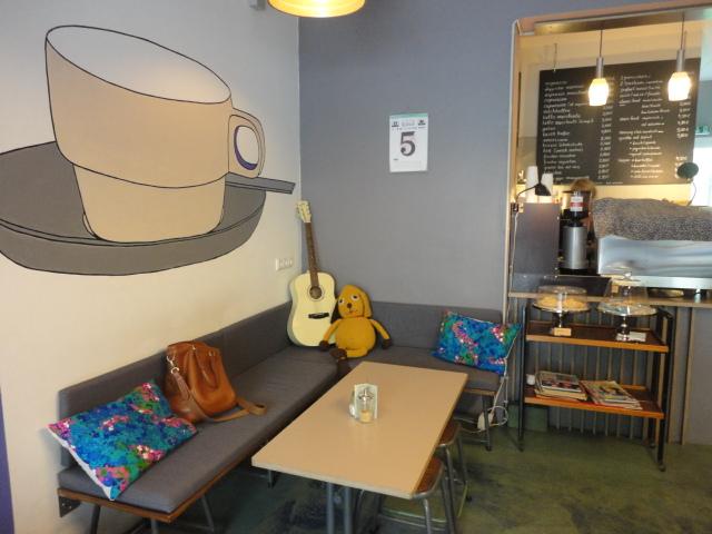Memory Cafe | Schwedter Straße | being30.com