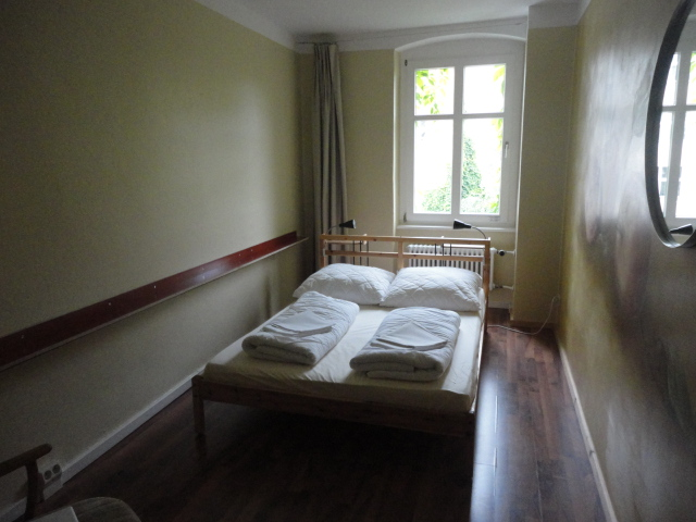 Bed in the Hostel