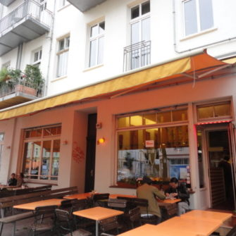 Vegetarian Restaurant | Schönhauser Allee | being30.com