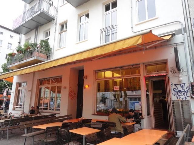 Vegetarian Restaurant | Schönhauser Allee | being30.com