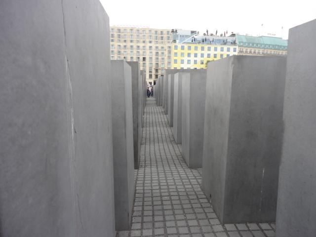 Holocaust Memorial | Berlin | being30.com