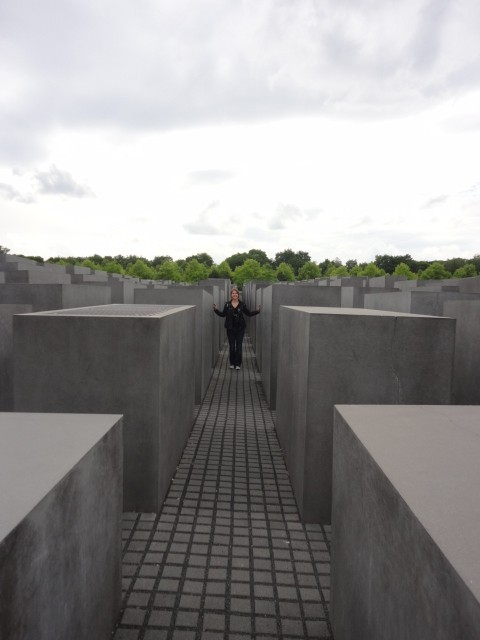 Holocaust Memorial | Berlin | being30.com