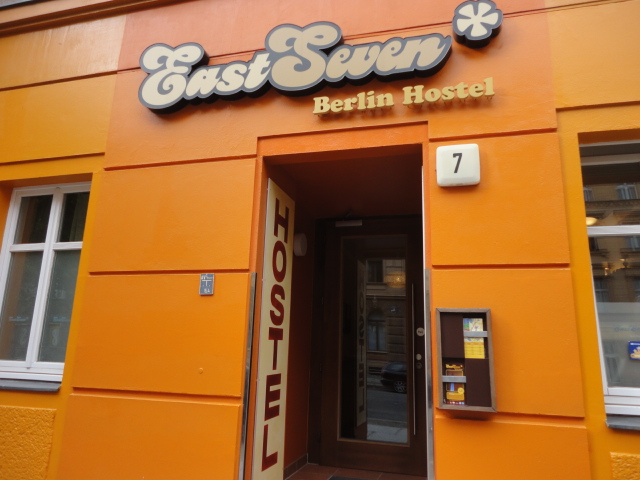 Review of East Seven Berlin Hostel – Germany