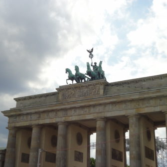 Brandenburg Gate | Berlin | being30.com