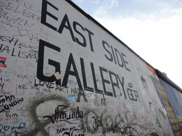 East Side Gallery | Berlin | being30.com