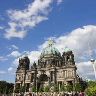 Berlin Dom | 24 Hours in Berlin | being30.com