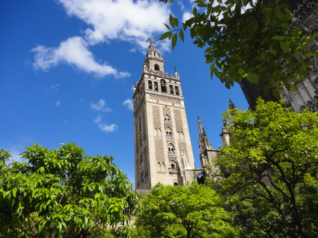 Popular Attractions & Accommodation in Seville