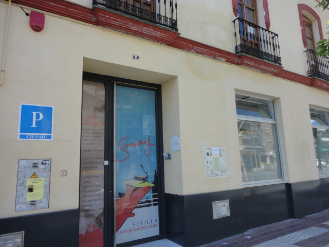 Hostel Samay | Accommodation in Seville
