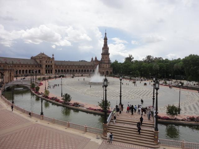 Plaza de Espana   Attractions in Seville