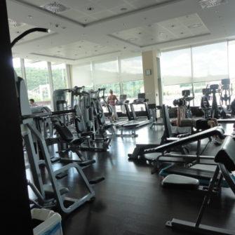 Marriott Gym | Budapest | being30.com