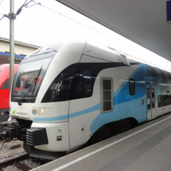 The OBB and The Westbahn | Trains in Austria