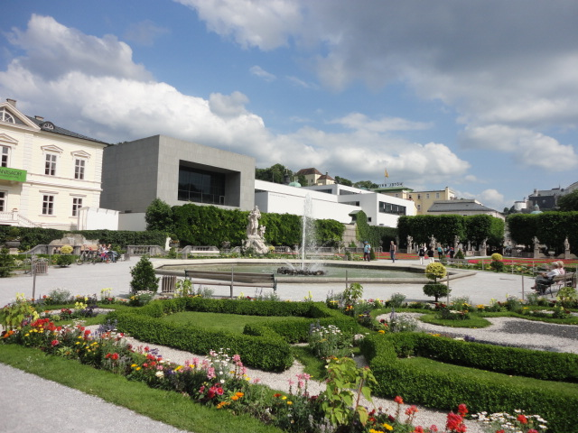 Top Attractions and Accommodation in Salzburg