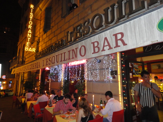 Best Places To Eat Out In Rome