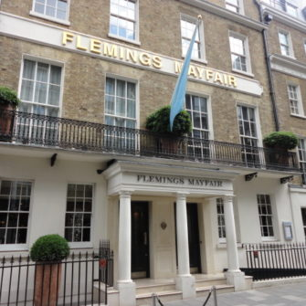 Flemings Hotel, Mayfair | being30.com