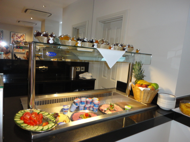 Breakfast Buffet at The Grange Langham | being30.com