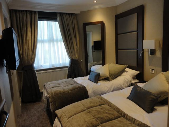 Bedroom at The Grange Langham Court Hotel | being30.com