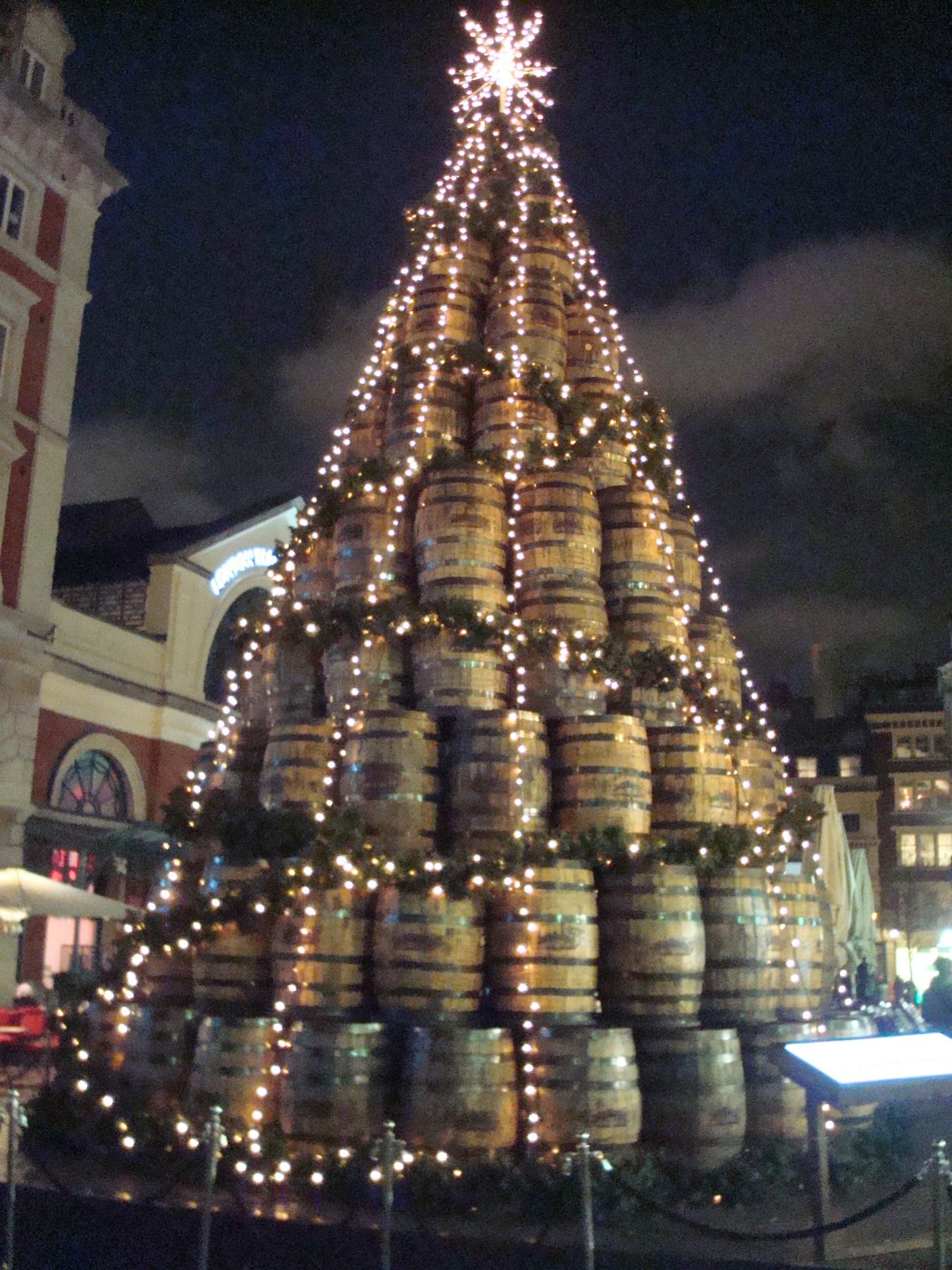 Sydney Christmas Tree Lighting