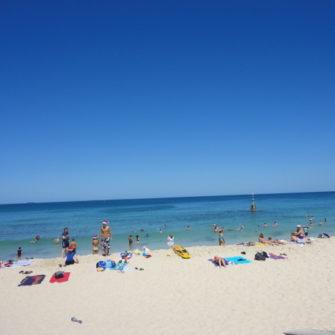 Cottesloe Beach Xmas
