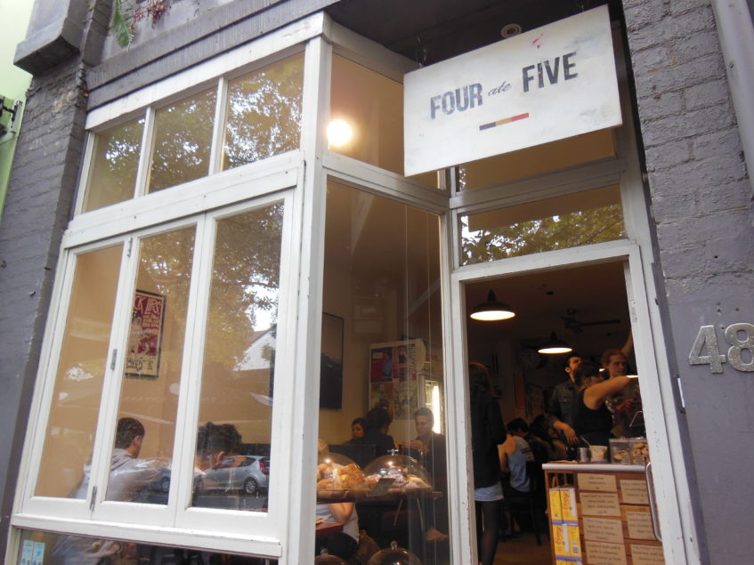 FourAteFive - Being30