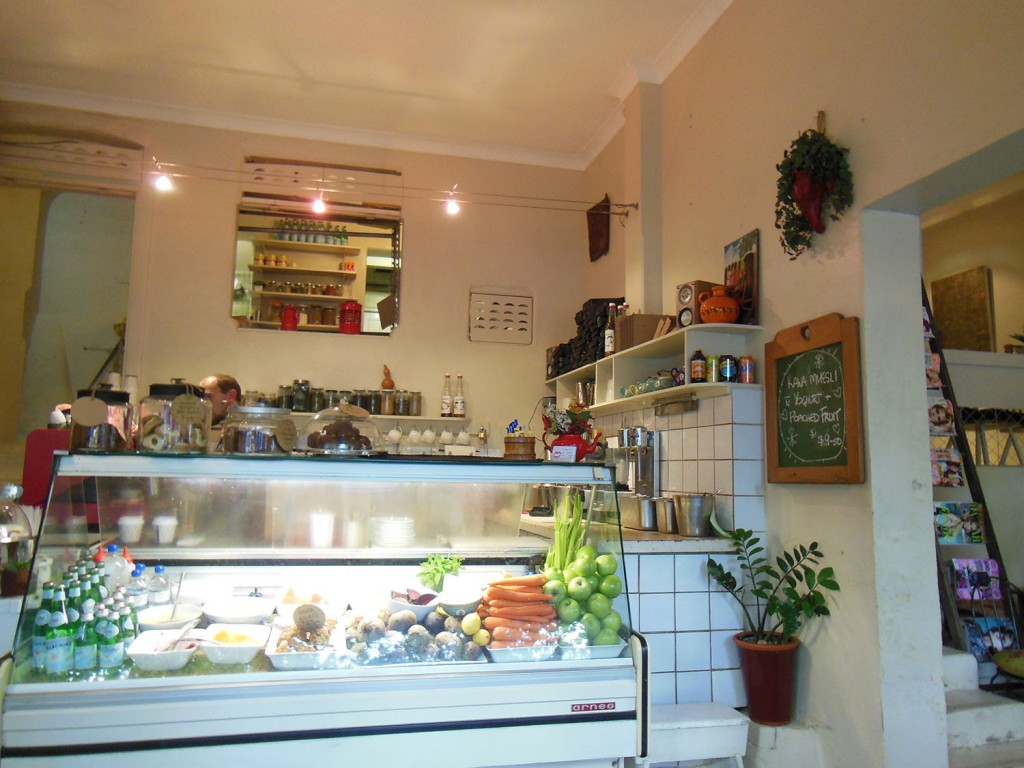 Kawa Inside Deli - Surry Hills