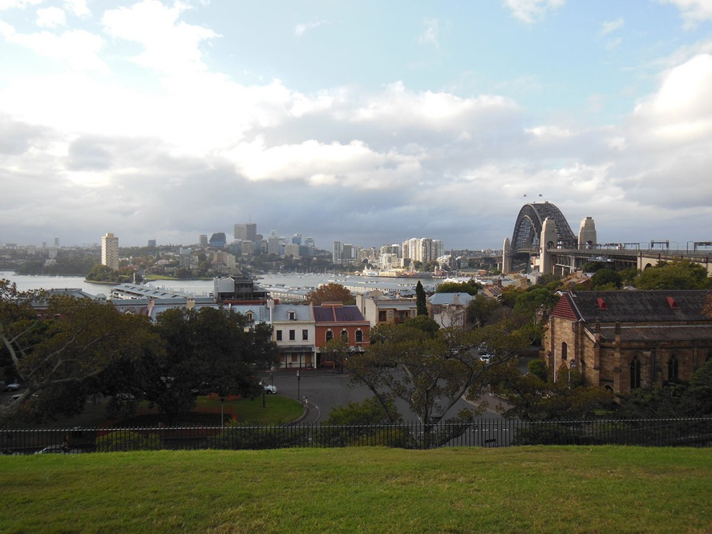 Discovering Sydney – on a Walking Tour