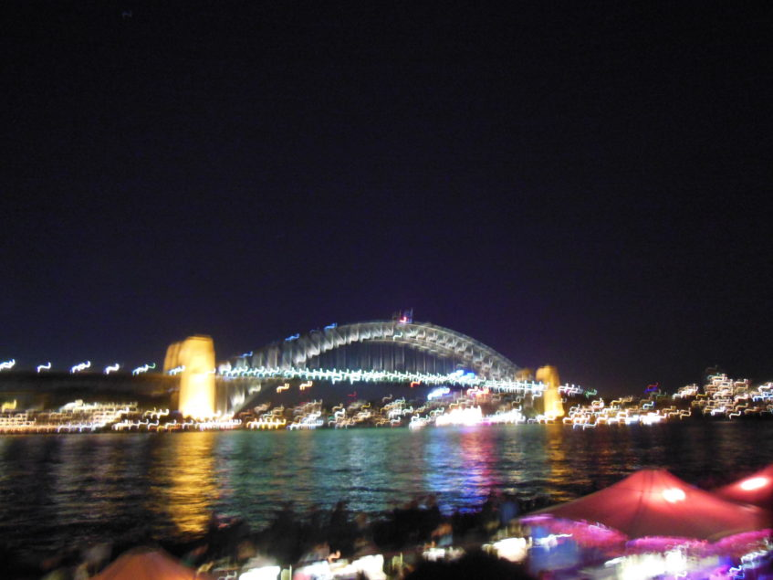 Harbour Bridge Viva