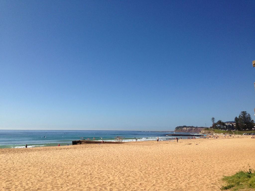 Collary Beach