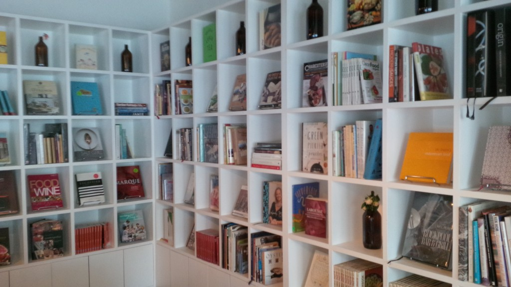 Book Kitchen