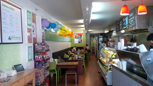 Wholemeal Cafe, Sydney