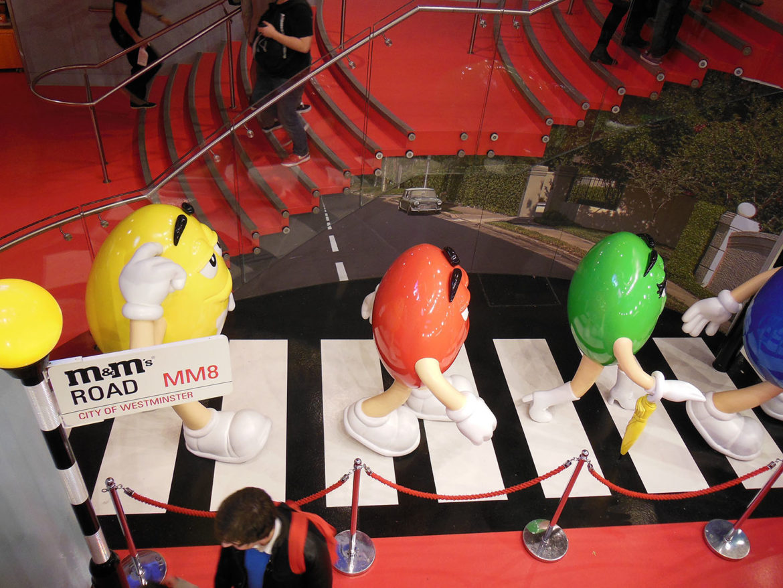 Abbey Road MandMs