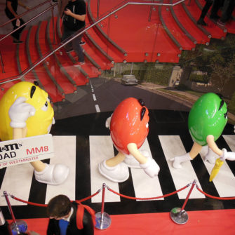Abbey Road MandMs