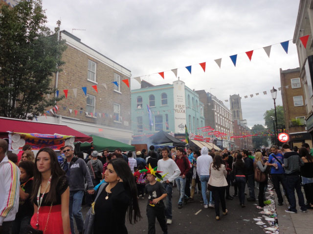 Notting Hill Carnivals