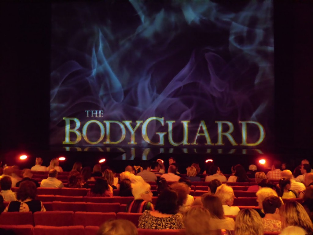 London Theatre – Review of the Bodyguard