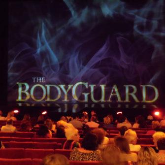 Bodyguard Screen