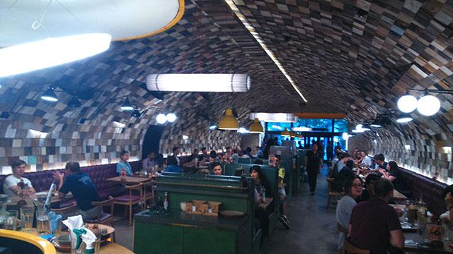 Inside Nando's