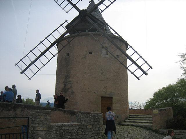 Goult Windmill