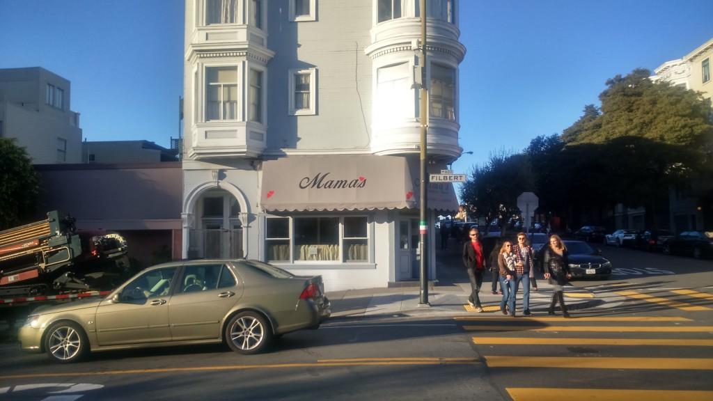 Moma's San Francisco