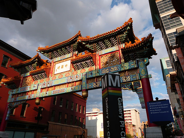 china-town-gates