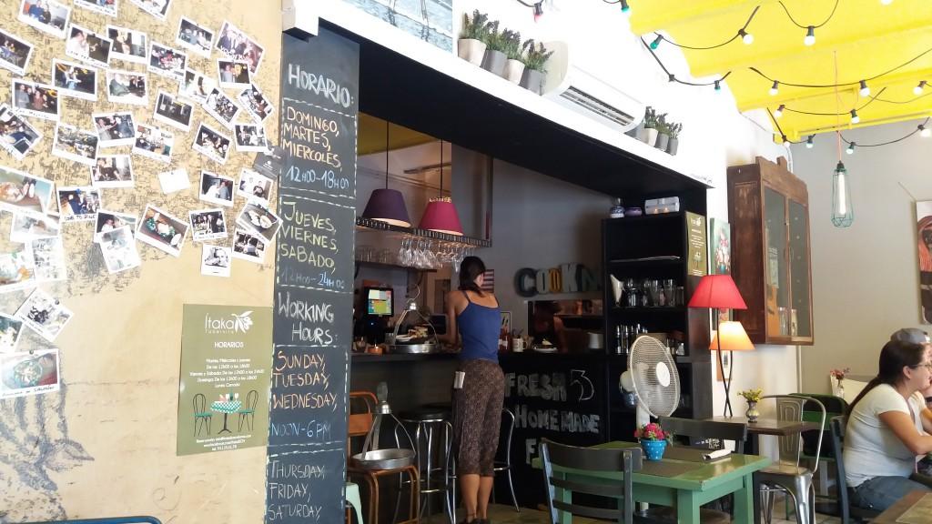 Itake Cafe