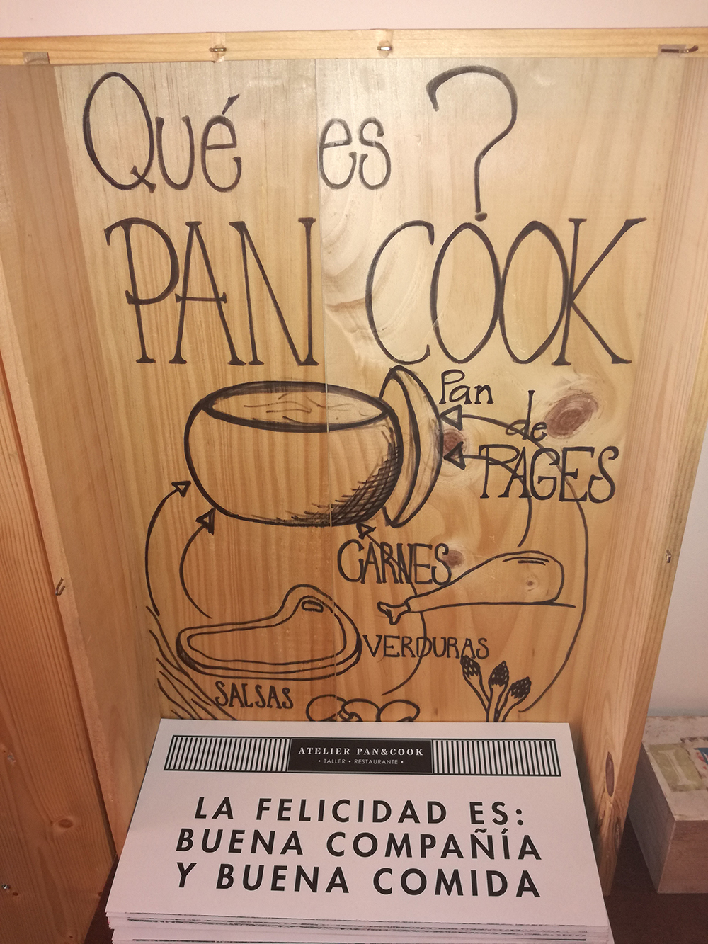 Pan and Cook What is it