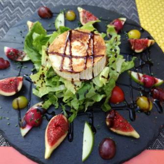 Itaka goat's salad